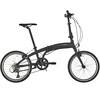 Ortler London Race - Vélo pliant - noir